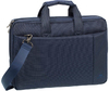 Rivacase 8231 Central Series 15.6 Inch Notebook Briefcase (Blue)