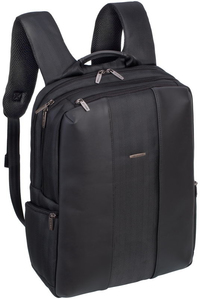 Rivacase 8165 Narita Series 15.6 Inch Business Notebook Backpack (Black)