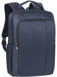 Rivacase 8262 Central Series 15.6 Inch Notebook Backpack (Blue)
