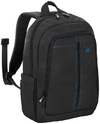 Rivacase 7560 Alpendorf Series 15.6 Inch Notebook Backpack (Black)