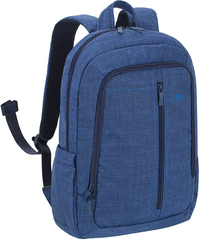 Rivacase 7560 Alpendorf Series 15.6 Inch Notebook Backpack (Blue)