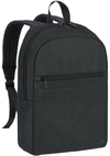 Rivacase 8065 Komodo Series 15.6 Inch Notebook Bag (Black)