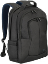 Rivacase 8460 Tegel Series Bulker 17.3 Inch Notebook Backpack (Black)