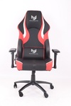 RogueWare XL-1315 Series Black/Red Rally Gaming Chair