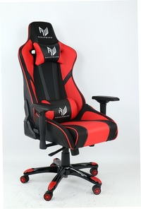 RogueWare Formula Series Black/Red Gaming Chair - Cover