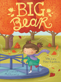 Big Bear - Wendy Hartmann (Paperback) - Cover