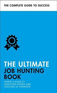 Ultimate Job Hunting Book - Patricia Scudamore (Paperback) - Cover