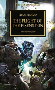 Flight of the Eisenstein - James Swallow (Paperback) - Cover