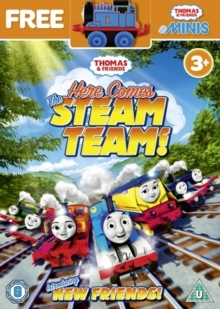 Thomas & Friends: Here Comes the Steam Team (DVD)