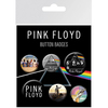 Pink Floyd - Logos Button Badges