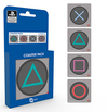 Playstation - Button Print Coasters (4 Piece Set)