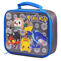 Pokemon - Characters Rectangle Lunch Bag - Cover