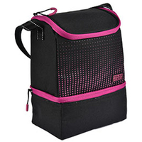 Polar Gear - Active Optic Dots 2 Compartment Lunch Bag - Cover