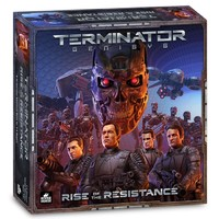 Terminator: Genisys - Rise of the Resistance (Board Game) - Cover