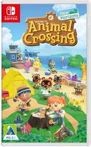 Animal Crossing: New Horizons (Nintendo Switch) - Cover