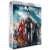 X-Men - 3 Film Collection (4K Ultra HD + Blu-ray)
