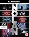 Christopher Nolan Collection (4K Ultra HD + Blu-ray)