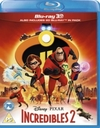 Incredibles 2 (Blu-ray)