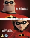 Incredibles: 2-movie Collection (Blu-ray)