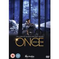 Once Upon a Time: The Complete Seventh and Final Season (DVD)