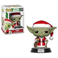 Funko Pop! Star Wars - Holiday - Santa Yoda Vinyl Figure - Cover
