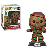 Funko Pop! Star Wars - Holiday - Chewie With Lights Vinyl Figure - Cover