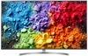 LG 55 Inch Super UHD Smart LED TV with Nano Cell Technology - Silver