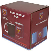West Ham United F.C. - Gradient Heat Changing 11oz Mug