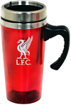 Liverpool - Boxed Aluminium Travel Mug (450ml)