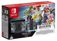 Super Smash Bros. Ultimate Set Nintendo Switch Console - Limited Edition
