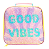 Polar Gear - Good Vibes Magic Sequins Lunch Bag