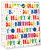 Simon Elvin - Contemporary Font Happy Birthday Gift Bags (Small)