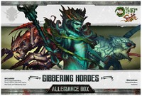 The Other Side - Gibbering Hordes: Allegiance Box (Miniatures) - Cover