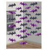 Amscan - Halloween String Decorations - Bats