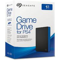Seagate Game Drive PS4 - 1TB External Hard Drive