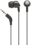 Wicked Audi0 Brawl In-Ear Headphones - Black