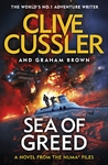 Sea of Greed - Clive Cussler (Trade Paperback)