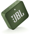 JBL GO 2 3 watt Wireless Portable Speaker - Moss Green