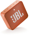 JBL GO 2 3 watt Wireless Portable Speaker - Coral Orange