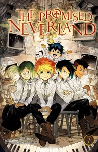 The Promised Neverland 7 - Kaiu Shirai (Paperback) - Cover
