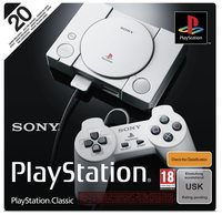 Sony - PlayStation Classic Mini Console - Cover