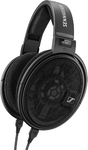 Sennheiser HD 660 S Audiophile Over-Ear Open Back Dynamic Headphones - Black