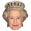 Queen Elizabeth II - Face Mask