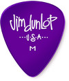 Dunlop 486PMD Gels Medium Guitar Pick (Purple)