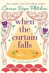 When the Curtain Falls - Carrie Hope Fletcher (Paperback)