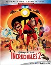 Incredibles 2 (Region A Blu-ray)