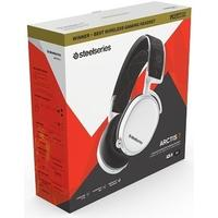 SteelSeries Arctis 7 Wireless 7.1 Gaming Headset - 2019 Edition - White (PC/PS4/Xbox One)