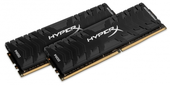 Kingston HyperX Predator 32GB (16GB x 2 kit) DDR4-3600 CL15 1 35v - 288pin  - Memory Module
