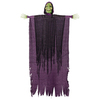 Amscan - Halloween Hanging Scary Witch (1.2m x 58cm)
