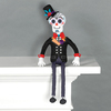 Amscan - Halloween Day of the Dead Groom Critter Sitters (50cm)